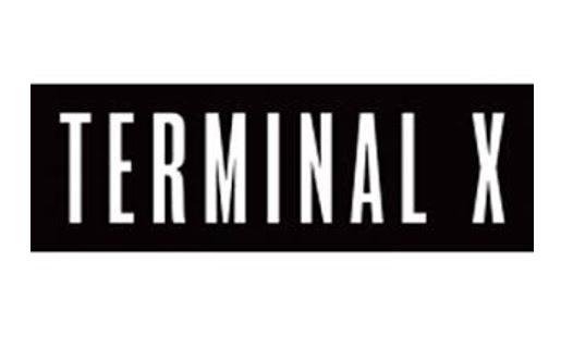 TERMINAL X - טרמינל איקס - לוגו